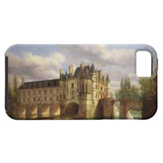 Le Chateau de Chenonceau, 1843 (oil on canvas) iPhone SE/5/5s Case