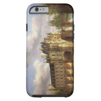 Le Chateau de Chenonceau, 1843 (oil on canvas) Tough iPhone 6 Case