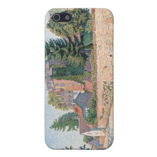 Le Chateau de Comblat - Paul Signac Case For iPhone SE/5/5s