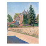 Le Chateau de Comblat - Paul Signac Tarjetas Postales