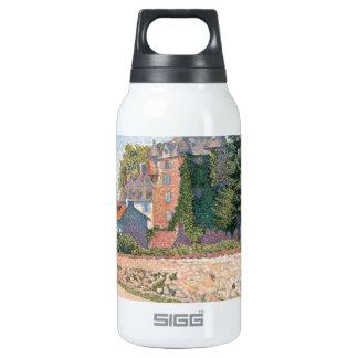 Le Chateau de Comblat - Paul Signac Thermos Water Bottle