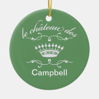 le chateau des YOUR NAME Ceramic Ornament