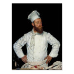Le Chef by Orpen Postcard