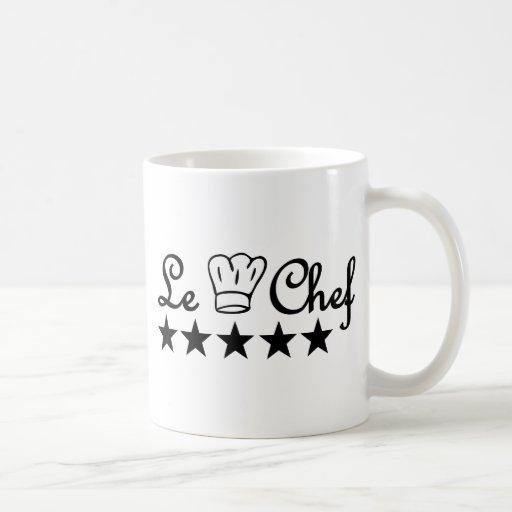 le chef coffee mug