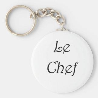 Le Chef Llaveros Personalizados