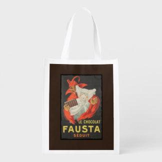 Le Chocolat Fausta Seduit Bolsa Reutilizable