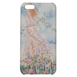Le Ciel et les Fleurs Case For iPhone 5C