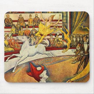 Le Cirque (el circo) por Jorte Seurat Tapetes De Raton