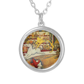 Le Cirque ( The Circus ) by Georges Seurat Jewelry