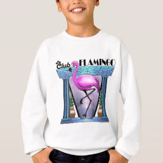 Le Club Flamingo Sweatshirt