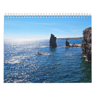 Le Colonne - isla de San Pedro Calendarios