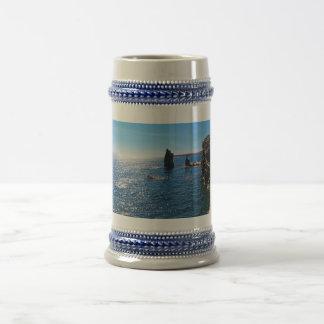 Le Colonne - San Pietro island Beer Stein