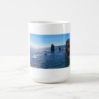 Le Colonne - San Pietro island Coffee Mug