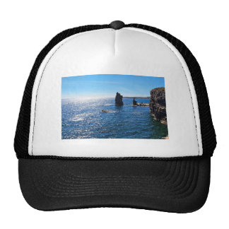 Le Colonne - San Pietro island Trucker Hat