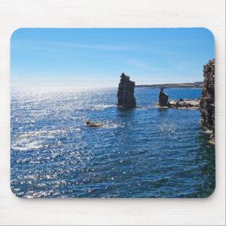 Le Colonne - San Pietro island Mouse Pad