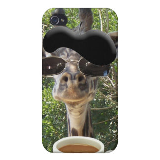 Le Cool Giraffe Case For iPhone 4