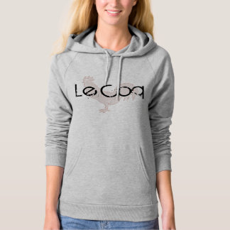 Le Coq Funny hoodie and T-shirt Design