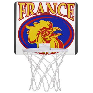 Le Coq Gaulois Mini Basketball Hoops