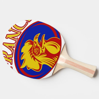Le Coq Gaulois Ping-Pong Paddle