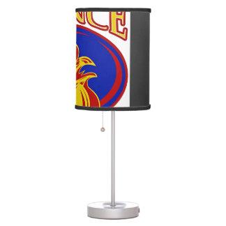Le Coq Gaulois Table Lamps