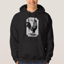 Le Coq Rooster Hoodie