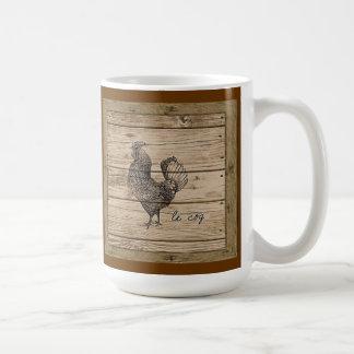 le coq taza de café