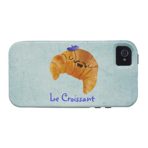 Le Croissant iPhone 4 Funda