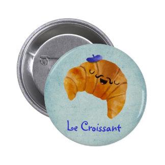 Le Croissant Pin Redondo De 2 Pulgadas