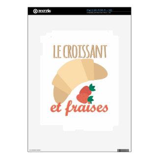 Le Croissant Skin For The iPad 2