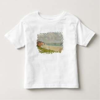 Le Crotoy looking Upstream, 1889 Toddler T-shirt