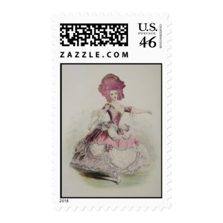 Le Dance Stamps Postage