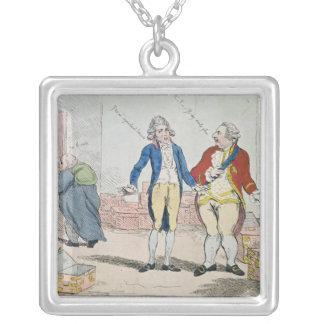 Le Deficit, 1788 Colgante Cuadrado