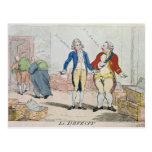 Le Deficit, 1788 Postal