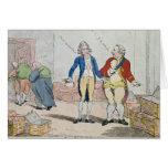 Le Deficit, 1788 Tarjetas