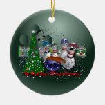 Le deseamos Felices Navidad Adorno Para Reyes