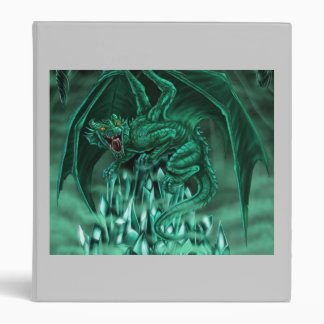 Le dragon mena�ant - binder