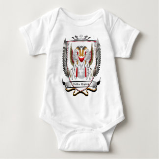 Le Duc Newest Crest colored1.jpg Baby Bodysuit