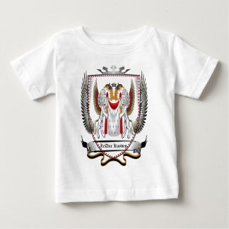 Le Duc Newest Crest colored1.jpg Baby T-Shirt