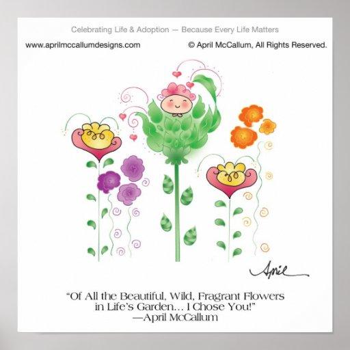 ¡LE ELEGÍ! Poster en abril McCallum