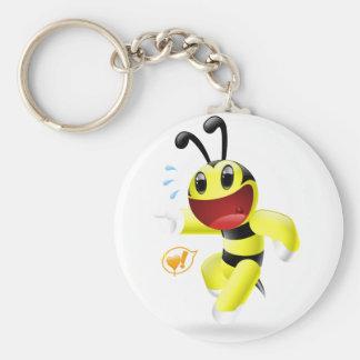 Le encontré abeja de Dudu Llaveros Personalizados