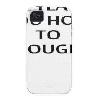 LE ENSEÑARÉ a CÓMO A DOUGIE T-Shirts.png Case-Mate iPhone 4 Carcasas