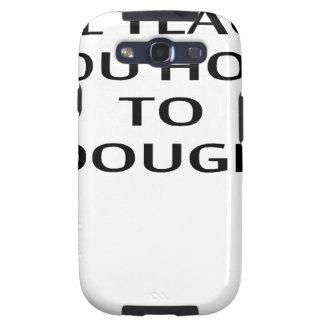 LE ENSEÑARÉ a CÓMO A DOUGIE T-Shirts.png Galaxy S3 Protector