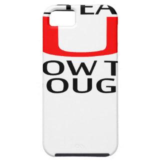 LE ENSEÑARÉ a CÓMO a las camisetas K.png de DOUGIE iPhone 5 Case-Mate Fundas