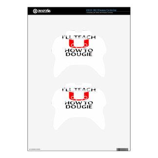 LE ENSEÑARÉ a CÓMO a las camisetas K.png de DOUGIE Mando Xbox 360 Skin