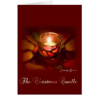 Le estoy enviando un deseo del navidad felicitación