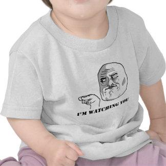 Le estoy mirando - meme camiseta