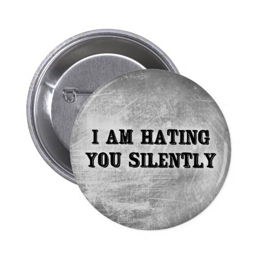 Le estoy odiando silenciosamente pin