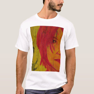 Le Fiery Face T-Shirt