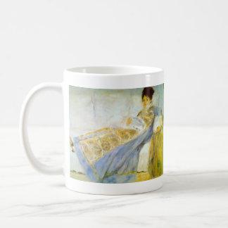 Le Figaro by Pierre Renoir Coffee Mugs
