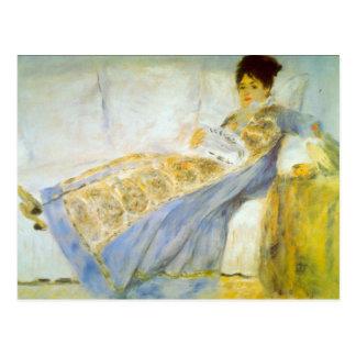 Le Figaro by Pierre Renoir Postcard